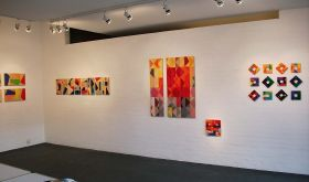 installation shot, Gallery East